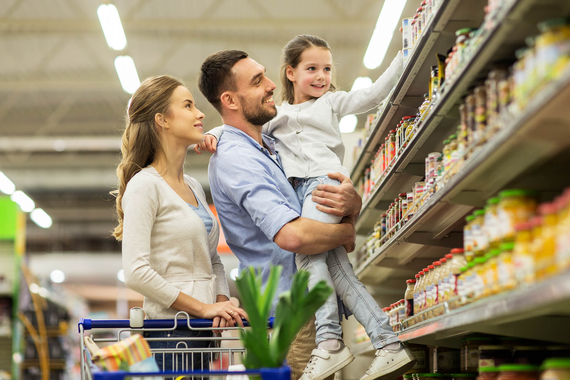 How to understand supermarket food labels