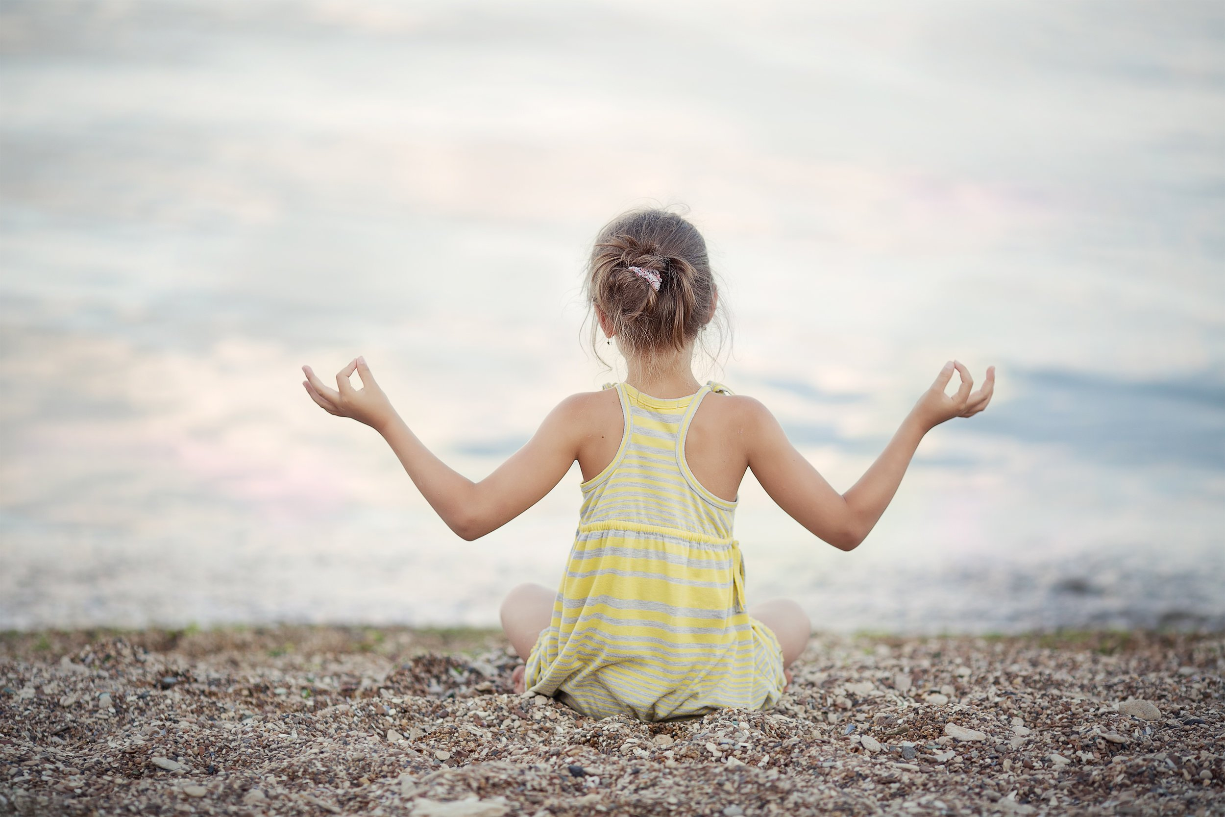 The Importance of Meditation for Children